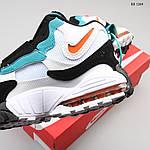 Мужские кроссовки Nike Sportswear Air Max Speed Turf (бело/бирюзовые), фото 4