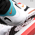 Мужские кроссовки Nike Sportswear Air Max Speed Turf (бело/бирюзовые), фото 5