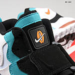 Мужские кроссовки Nike Sportswear Air Max Speed Turf (бело/бирюзовые), фото 7