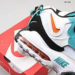 Мужские кроссовки Nike Sportswear Air Max Speed Turf (бело/бирюзовые), фото 8