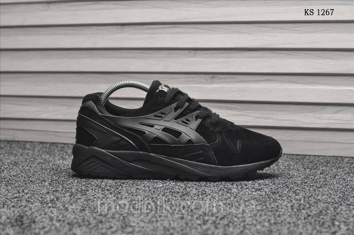 Мужские кроссовки Asics Gel-Kayano Trainer (черные)