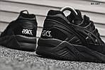Мужские кроссовки Asics Gel-Kayano Trainer (черные), фото 5