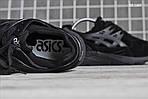 Мужские кроссовки Asics Gel-Kayano Trainer (черные), фото 6