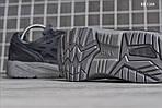 Мужские кроссовки Asics Gel-Kayano Trainer (темно серые), фото 3