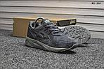 Мужские кроссовки Asics Gel-Kayano Trainer (темно серые), фото 7