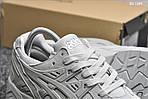 Мужские кроссовки Asics Gel-Kayano Trainer (светло-серые), фото 4