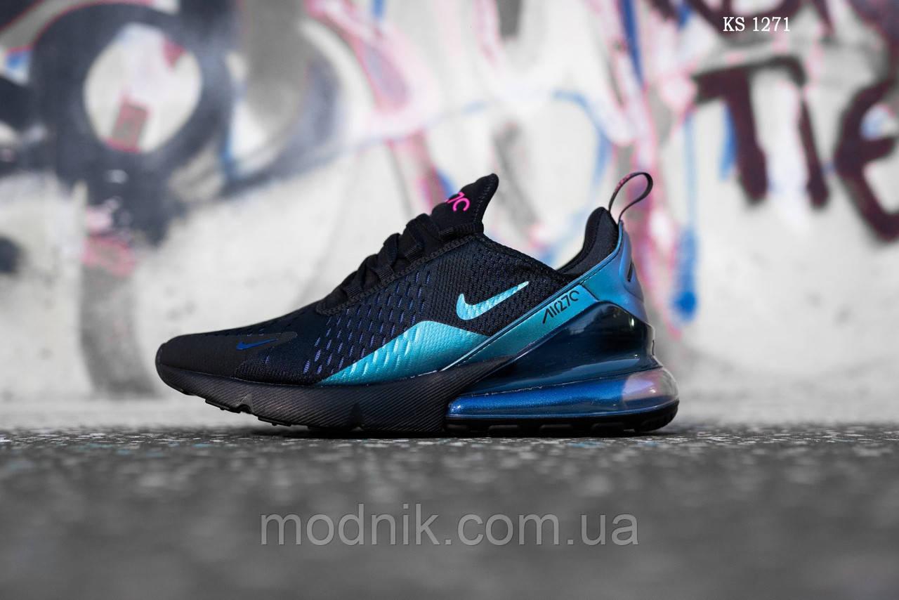 Мужские кроссовки Nike Air Max 270 Iridescent (хамелеон)