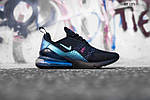 Мужские кроссовки Nike Air Max 270 Iridescent (хамелеон), фото 2
