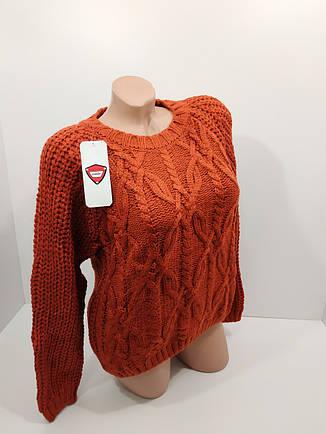 Вязаные женские свитера оптом и в розницу 2014, фото 2