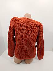 Вязаные женские свитера оптом и в розницу 2014, фото 3