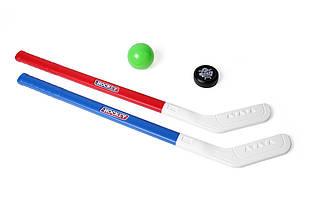 Набор для игры в хоккей Технок 73 х 13.5 х 7 см (5569qw)