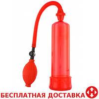 Вакуумная помпа Penis Enlarger Pump, 18х5,5 см