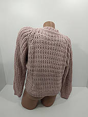 Вязаные женские свитера оптом и в розницу 2005, фото 2