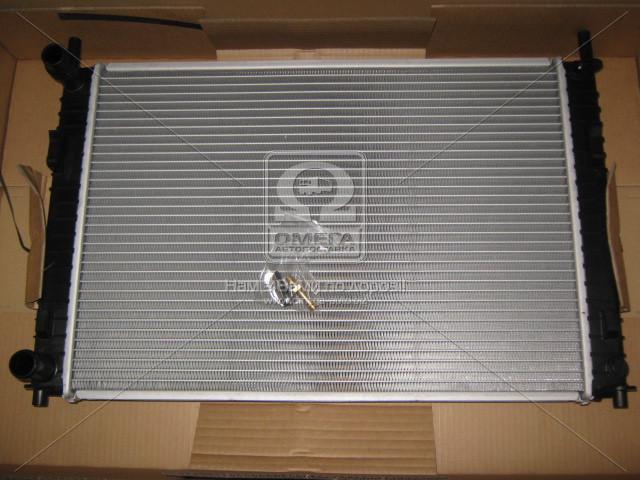 Сделано в Чехии Радиатор охлаждения двигателя FIESTA5/FUSION 14TDCi 02-