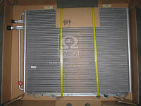 Сделано в Чехии Конденсор кондиционера MB W210 E-CLASS MT/AT 95-