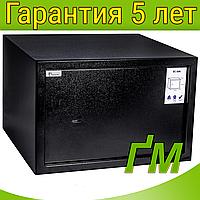 Сейф мебельный ЕС-30К.9005 (300х450х350мм), фото 1