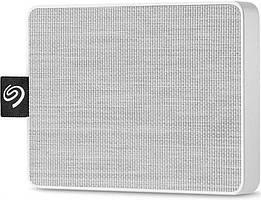 "Накопитель внешний SSD 2.5"" USB  500GB Seagate One Touch White (STJE500402)"