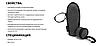Термоупаковка + футляр для пустышки в подарок! (Графитовый), фото 3