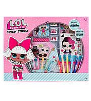 L.O.L. Surprise! Творческий набор для рисования Stylin' Studio