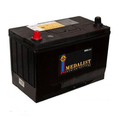 Medalist 6CT-110 Аз (125D31R) Автомобильный аккумулятор