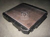 Радиатор водяного охлаждения ГАЗ 3307 3-х рядный медный (TEMPEST) 3307-1301010-70С