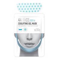 Гелевая лифтинг-маска для подбородка SCINIC 44 Face Coolifting Gel Mask