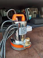 Насос для перекачування води 12 V, 50 л/хв. (12 м/висота)