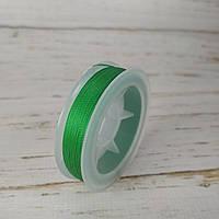 Spark Beads Tytan100 №2590 нить для бисера 100м зеленая трава