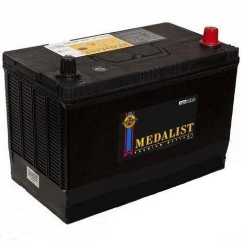 Medalist 6CT-100 (115D31L) Автомобильный аккумулятор, фото 2