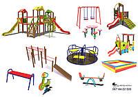 Детская площадка Замок комплекс 001