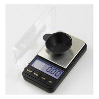 Электронные весы для ювелира до 0,5 кг с чашей, фото 1