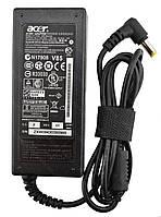 Блок питания для ноутбука Acer AC-742 19V 3.42A 65W 5.5x1.7 мм + кабель питания