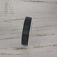 Spark Beads Металлизированая нить, люрекс №100-02 100м черная