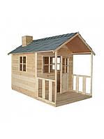 Будинок для дітей з верандою luckyStar