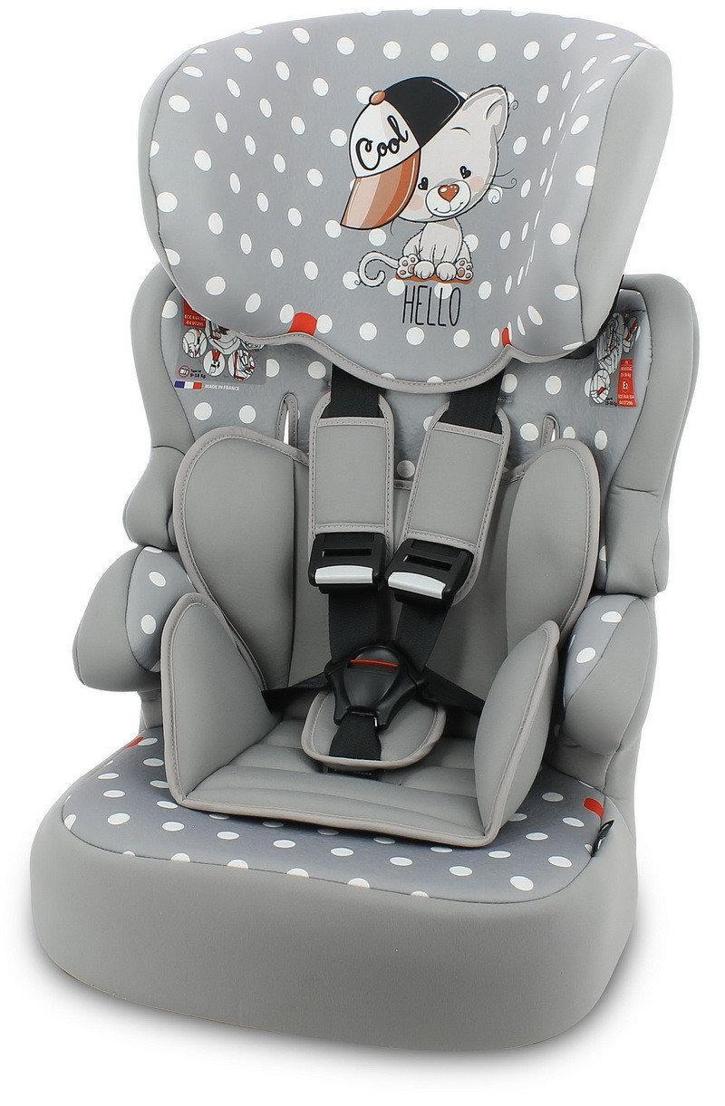 Автокрісло Lorelli X-Drive Plus вік з 9 місяців до 12 років / вага від 9 до 36 кг.