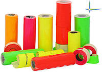Этикет-лента 26х16мм цветная