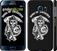 "Чехол на Samsung Galaxy S6 G920 Sons of Anarchy v1 ""2510c-80"""