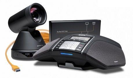Управляемая камера и мобильный конференц-телефон Konftel C50300Mx