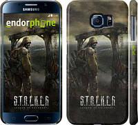 "Чехол на Samsung Galaxy S6 G920 Stalker. Зона ""633c-80"""