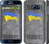 "Чехол на Samsung Galaxy S6 G920 Щит 1 ""985c-80"""
