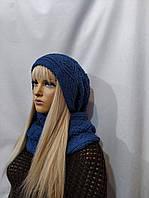Снуд Келли  FLIRT 1114  синий