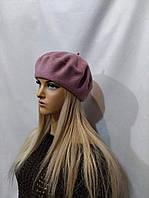 Берет  из фетра URCHIN Александра  розовый  8900