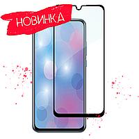 3D Захисне скло/ Защитное стекло Full Glue Huawei P30