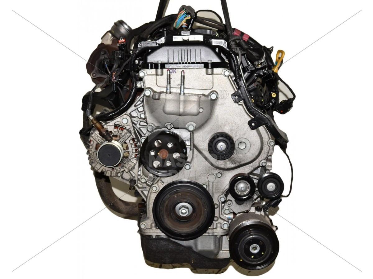 Двигатель 1.7 для KIA Optima 2011-2016 D4FD