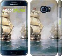 "Чехол на Samsung Galaxy S6 G920 Айвазовский. Корабли ""160c-80"""