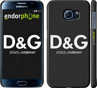 "Чехол на Samsung Galaxy S6 G920 Dolce and Gabbana 1 ""449c-80"""