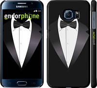 "Чехол на Samsung Galaxy S6 G920 Смокинг ""1161c-80"""