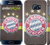 "Чехол на Samsung Galaxy S6 G920 Бавария Мюнхен 3 ""1563c-80"""