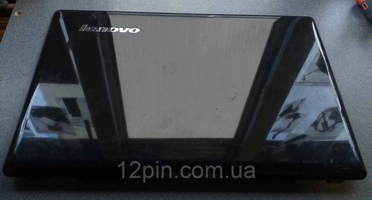 Крышка матрицы Lenovo Z565 б/у оригинал
