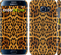 "Чехол на Samsung Galaxy S6 G920 Шкура леопарда v2 ""1075c-80"""